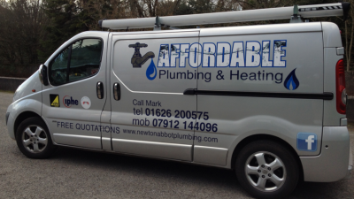 affordable_plumbing_newton_abbot_van